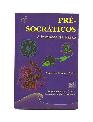 livro - pré-socraticos