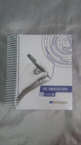 livro pré universitário energia 6