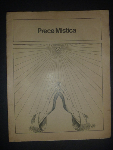 livro - prece mística - ralph m. lewis