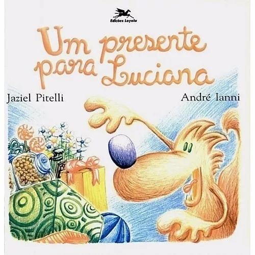 livro presente para luciana jaziel pitelli andré lanni
