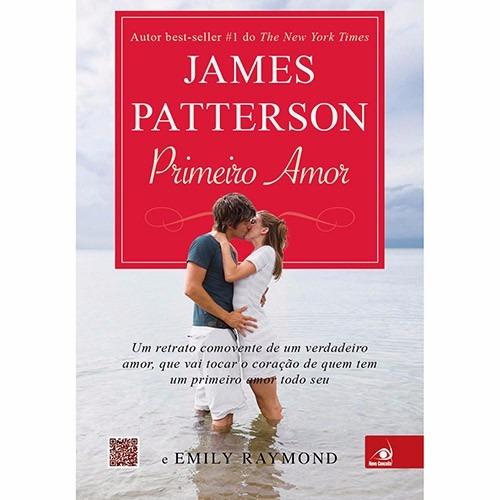 livro primeiro amor (james patterson) #