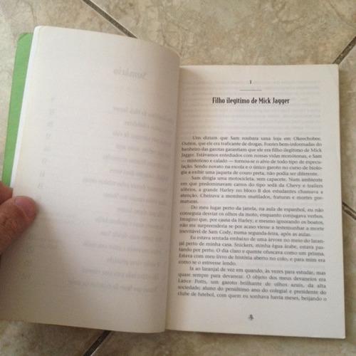 livro primeiro amor o amor pode esperar katherine applegate