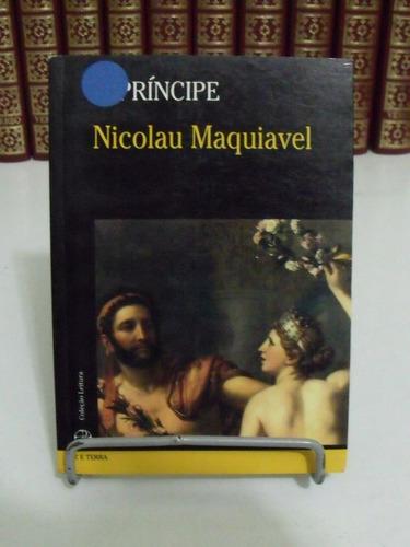 livro príncipe - maquiavel