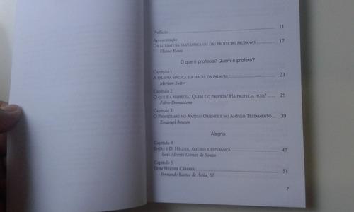 livro - profetas e profecias - m c lucchetti bingemer - yune