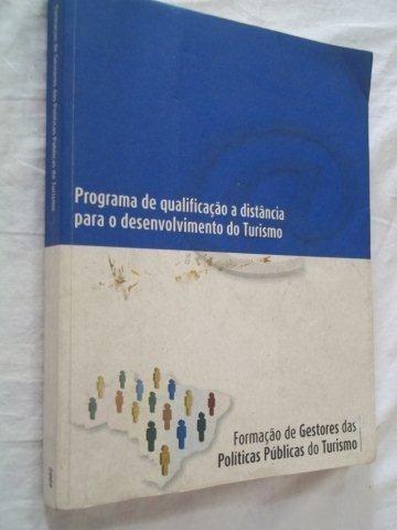 livro - programa de qualificação a distáncia do turismo