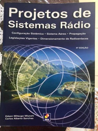 livro projetos de sistemas de rádio