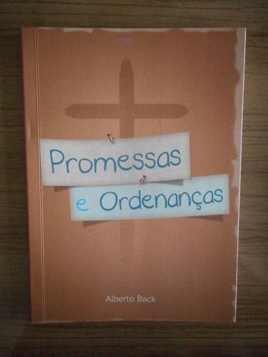 livro promessas e ordenanças alberto back