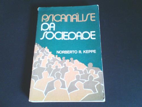 livro psicanalise da sociedade