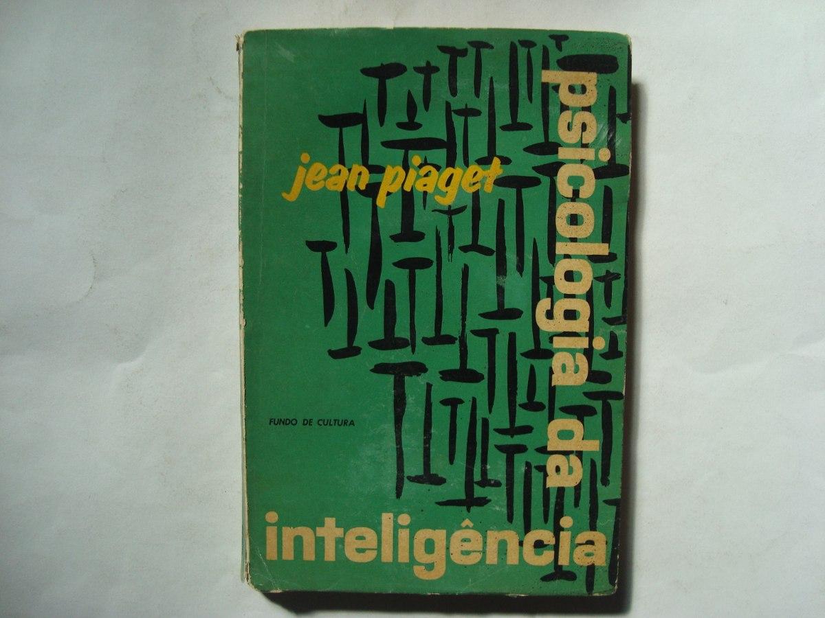 4117c087553 livro psicologia da inteligência - jean piaget. Carregando zoom.