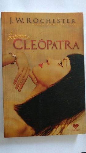 livro pulseira de cleópatra arandi gomes teixeira