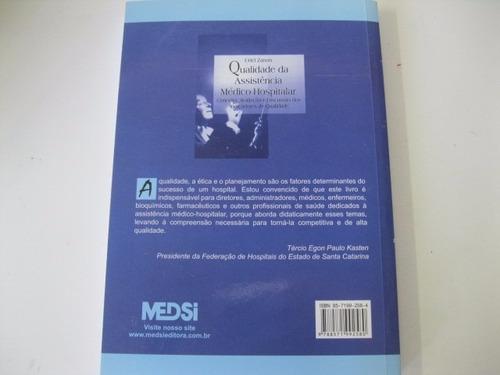 livro  =  qualidade da assistência medico-hospitalar