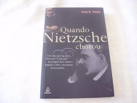Quando Nietzsche Chorou Epub