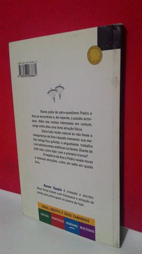 livro queda livre - renato tapajós - suplemento trabalho