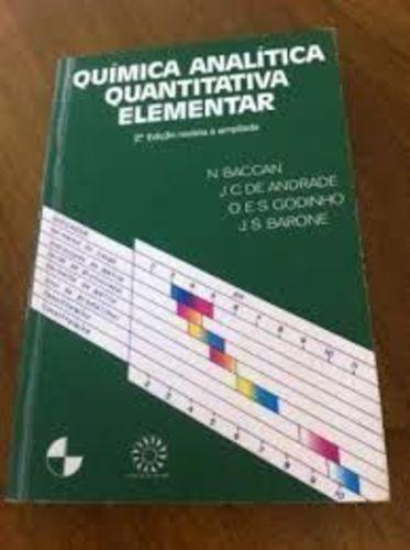 quimica analitica quantitativa elementar baccan