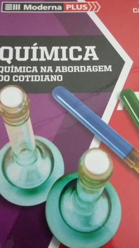 livro química na abordagem do cotidiano
