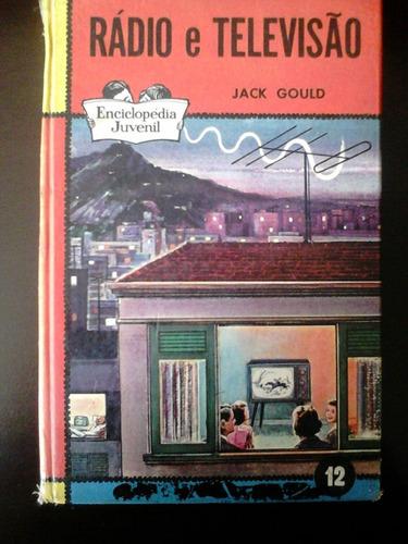 livro - radio e televisão - jack gould - 1963