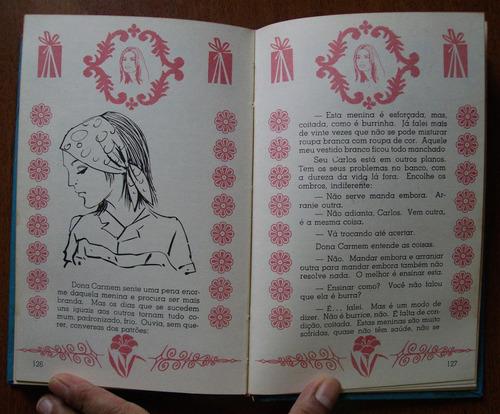 livro receitas culinária feminino beleza mulher antigo raro