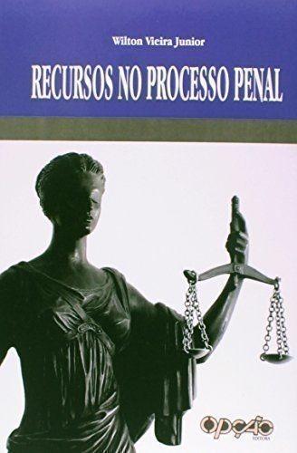 livro recursos no processo penal wilton vieira júnior