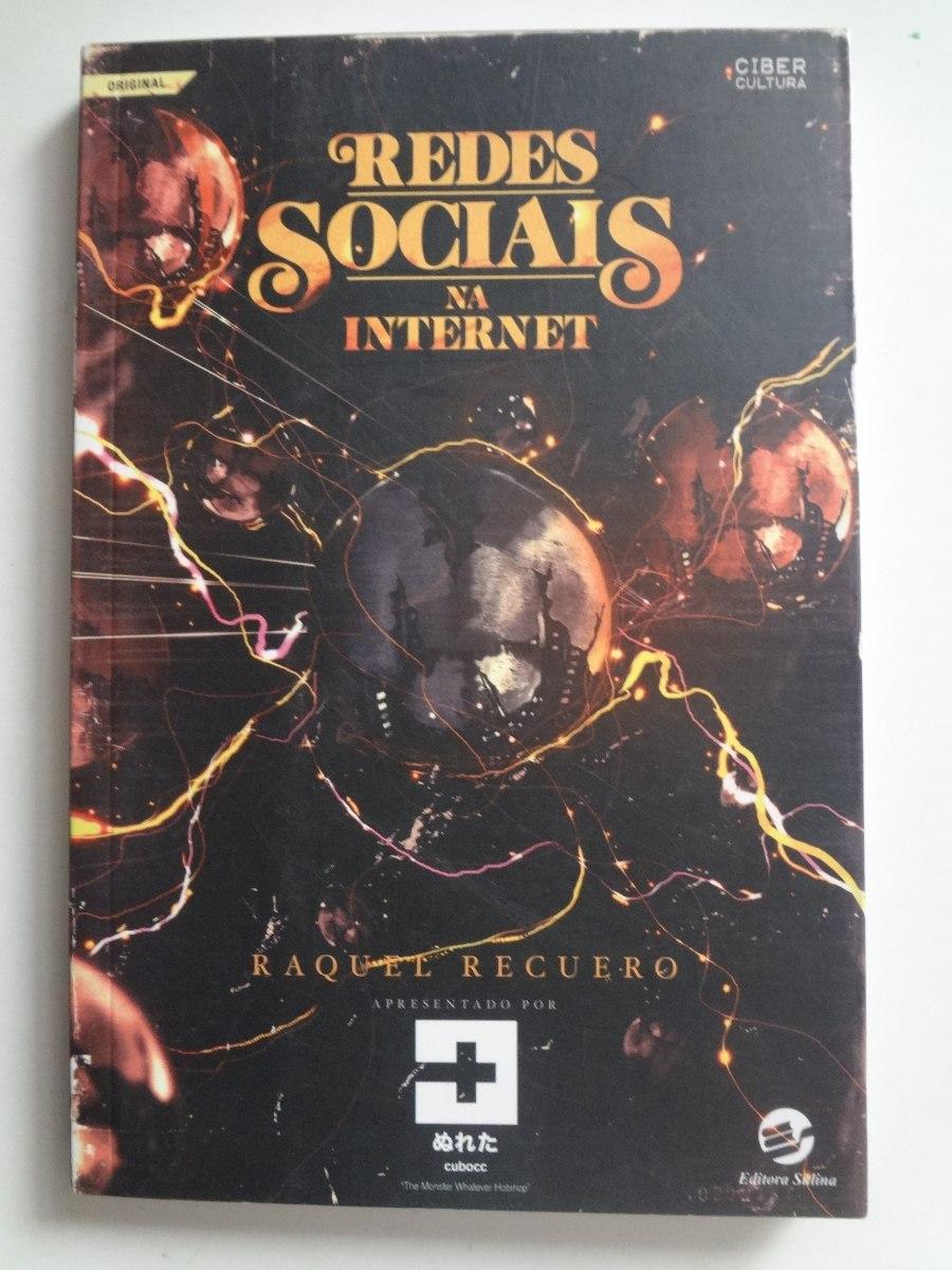 redes sociais na internet raquel recuero
