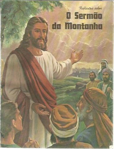 livro reflexões sobre o sermão da montanha