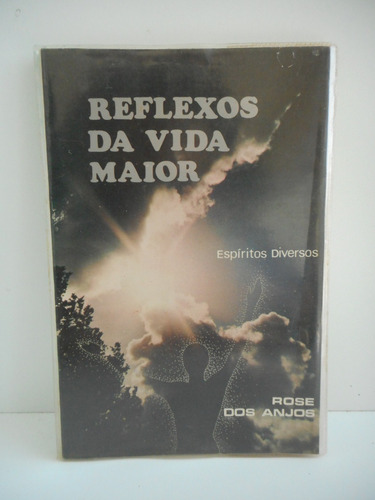 livro reflexos da vida maior rose dos anjos