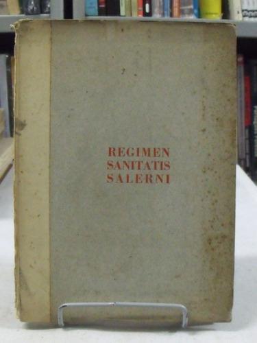 livro - regimen sanitatis salerni