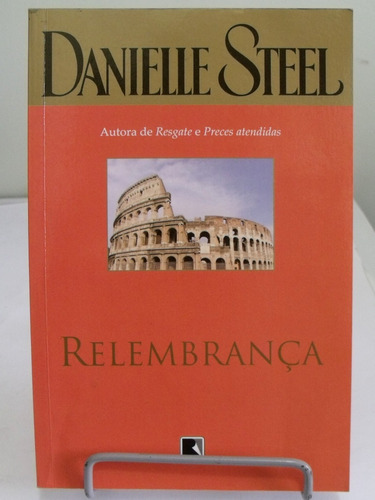livro relembrança - danielle steel