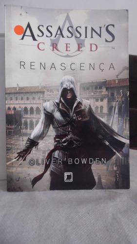 livro - renascença - oliver bowden
