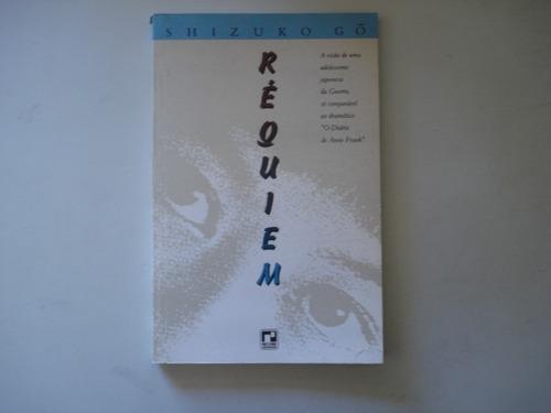 livro - requiem - shizuro go - 1994