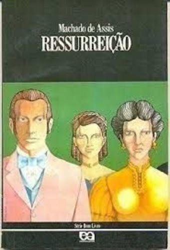 livro ressurreição machado de assis