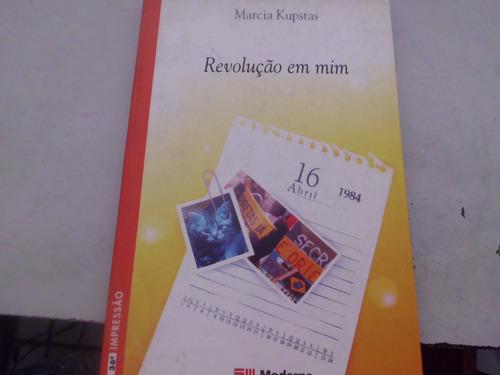 livro revolução em mim