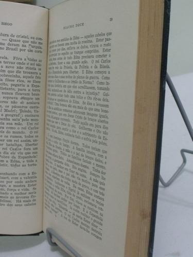 livro riacho doce - josé lins do rego -