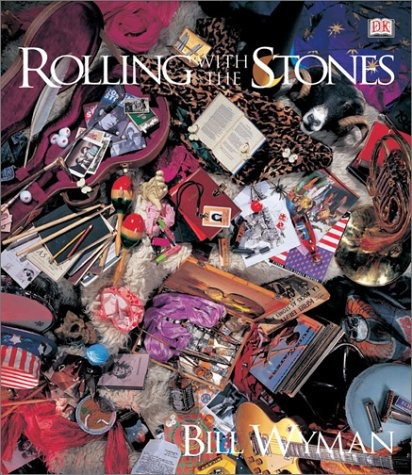 livro - rolling with the stones