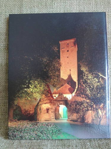 livro rothenburg on the tauber - willi sauer  wolfgang kootz
