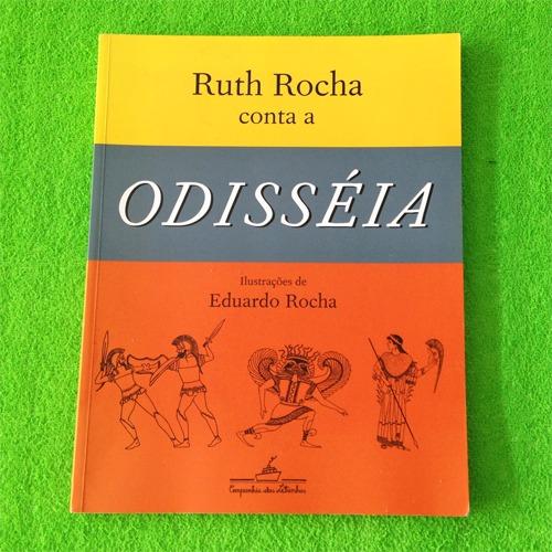 livro ruth rocha conta a odisseia