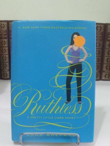 livro ruthless - sara shepard