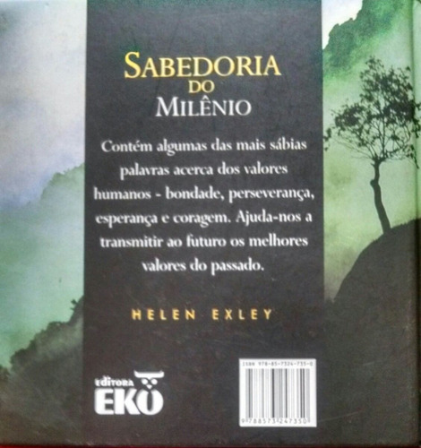 livro sabedoria do milenio