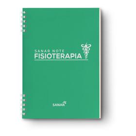 Livro Sanar Note Fisioterapia
