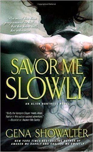 livro savor me slowly gena showalter