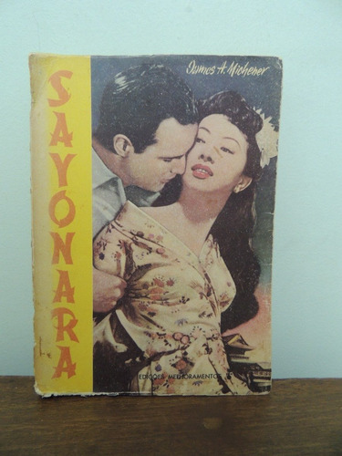 livro sayonara - james a. michener