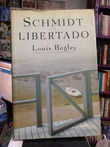 livro schmidt libertado louis begley