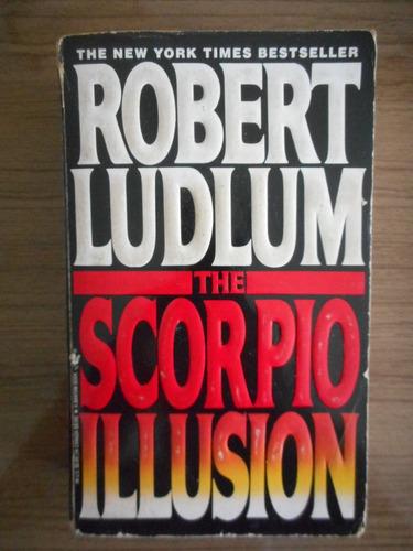 livro scorpio ilusion robert ludlum