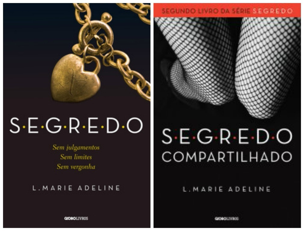 livro segredo de l marie adeline