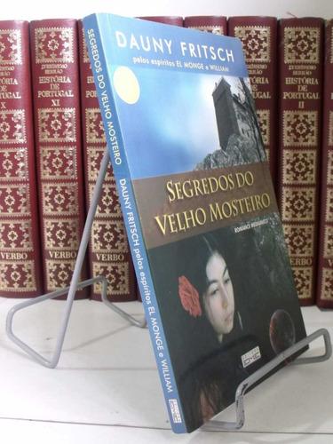 livro - segredos do velho mosteiro