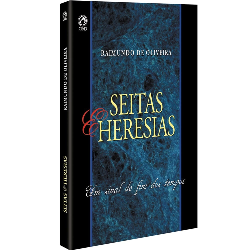 livro seitas e heresias cpad