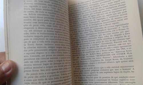 livro - semeadura e cosmo - erich von daniken