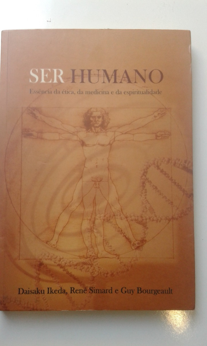 livro ser humano daisaku ikeda r 19 00 em mercado livre