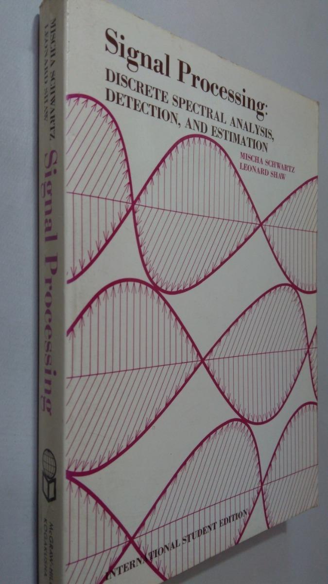 Livro Signal Processing - Misha Schwartz - Dixz