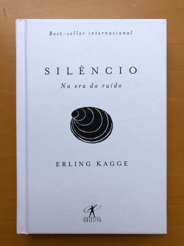 livro silêncio na era do ruído erling kagge