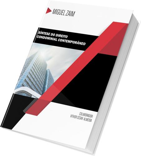 livro: síntese do direito condominial contemporâneo